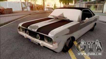 Opel Commodore A 1968 für GTA San Andreas
