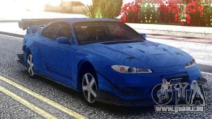 Nissan Silvia S15 Original Sport pour GTA San Andreas