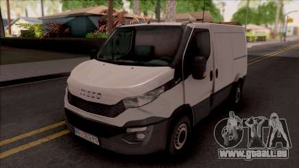 Iveco Daily Mk6 Van pour GTA San Andreas