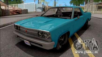 GTA V Cheval Picador pour GTA San Andreas