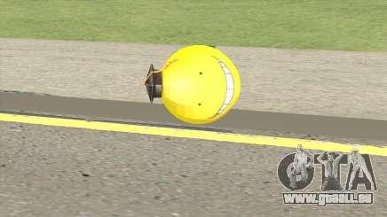 Korosensei Grenade (Yellow) für GTA San Andreas