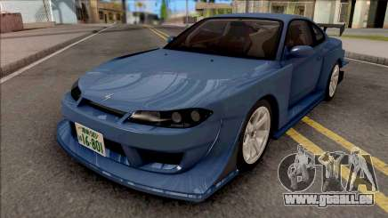 Nissan Silvia S15 GP Sport Initial D Fifth Stage pour GTA San Andreas