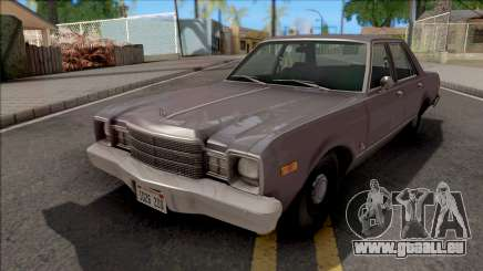 Plymouth Volare 1977 Sedan für GTA San Andreas