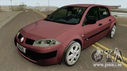 Renault Megane 2002 pour GTA San Andreas