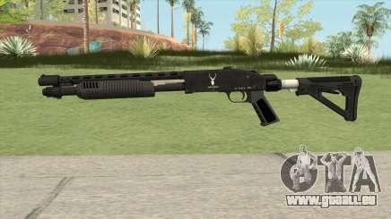 Shrewsbury Pump Shotgun GTA V V1 pour GTA San Andreas