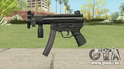 Boogaloo MP5K für GTA San Andreas