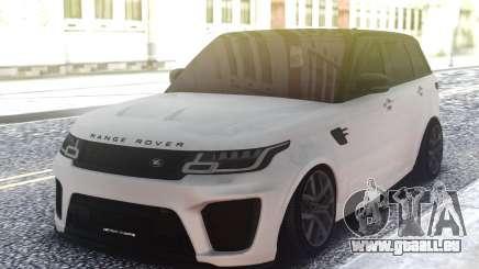 Range Rover Sport SVR Low für GTA San Andreas