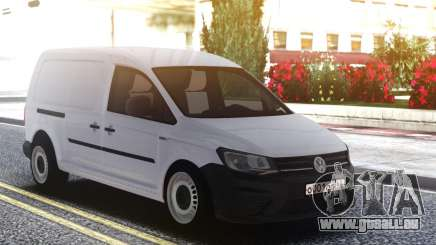 Volkswagen Caddy Maxi 2016 White pour GTA San Andreas