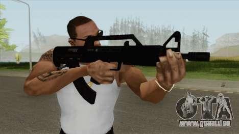 Bullpup Rifle (Base V2) GTA V für GTA San Andreas