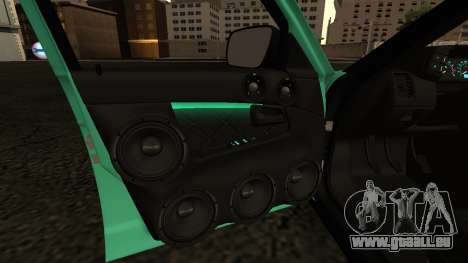 Lada 2110 pour GTA San Andreas