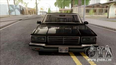 Declasse Brigham für GTA San Andreas