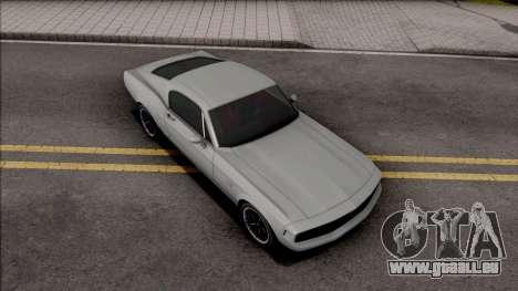 Equus Bass 770 2017 pour GTA San Andreas