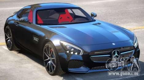 Mercedes-Benz AMG GT3 Upd pour GTA 4