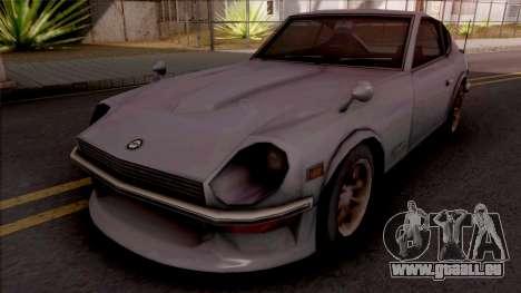Nissan 240Z pour GTA San Andreas
