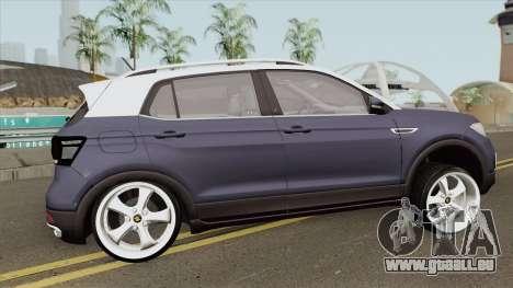 Volkswagen T-Cross pour GTA San Andreas