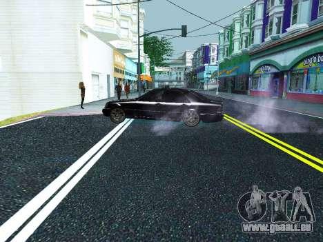 De nouveaux sons, de la machinerie et des coups  pour GTA San Andreas