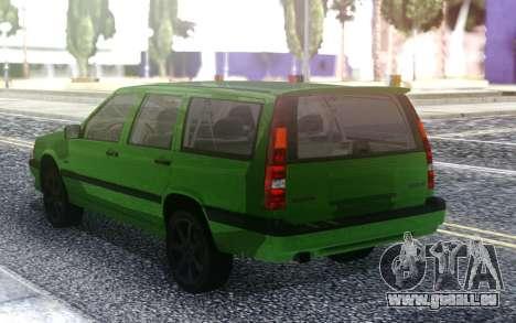 Volvo 850R 1997 pour GTA San Andreas