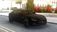 Maserati Ghibli S 2014 pour GTA San Andreas