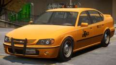 Taxi Vapid NYC Style für GTA 4