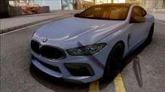BMW M8 F92 2020 pour GTA San Andreas