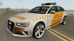Audi RS4 Avant (Magyar)
