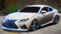 Lexus Coupe RC F