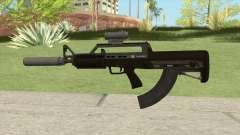 Bullpup Rifle (Two Upgrades V10) GTA V pour GTA San Andreas