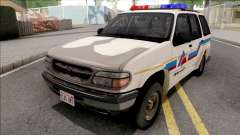 Ford Explorer 1995 Hometown Police