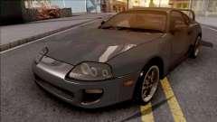 Toyota Supra Mk4 für GTA San Andreas