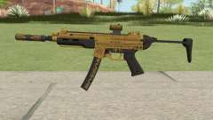 SMG Complete Upgrades V2 (Luxury Finish) GTA V pour GTA San Andreas