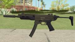 Hawk And Little SMG (With Silenced V3) GTA V pour GTA San Andreas
