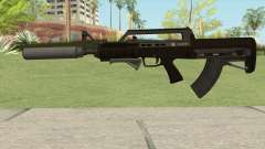 Bullpup Rifle (Two Upgrades V3) GTA V für GTA San Andreas