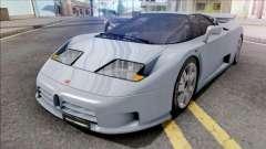 Bugatti EB110 1994