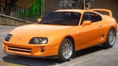 Toyota Supra RZ (NFS Carbon) pour GTA 4