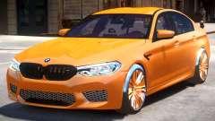 BMW M5 F90 V2 pour GTA 4