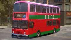 BRTC Double Decker Bus