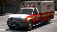 Vapid Sadler Ambulance V2