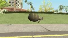 Grenade From GTA V pour GTA San Andreas