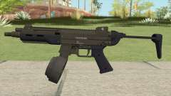 Hawk And Little SMG (With Flashlight V2) GTA V pour GTA San Andreas