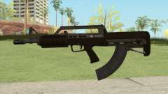 Bullpup Rifle (Base V2) GTA V für GTA San Andreas