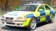 Volvo S60 Police