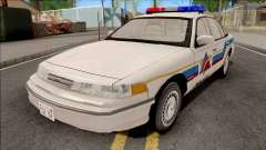 Ford Crown Victoria 1995 Hometown Police