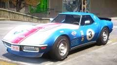 Chevrolet Corvette C3 Sunray DX pour GTA 4