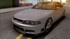 Nissan Skyline GT-R R33 V-Spec 1997