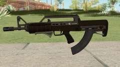 Bullpup Rifle (With Grip V2) GTA V für GTA San Andreas
