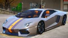 Lamborghini Aventador L5