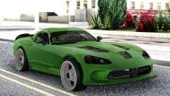 Dodge Viper SRT10 Formula Drift