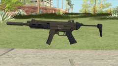 Hawk And Little SMG (With Silenced V1) GTA V pour GTA San Andreas