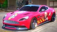 Haru Okumura Aston Martin