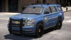 Chevrolet Tahoe Military Police für GTA 4